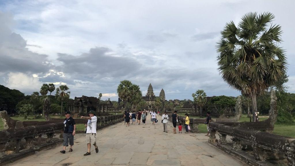 Angkor Wat Innen 1