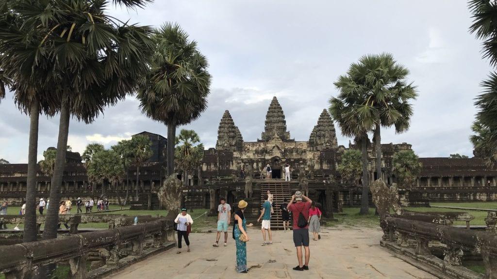 Angkor Wat Türme