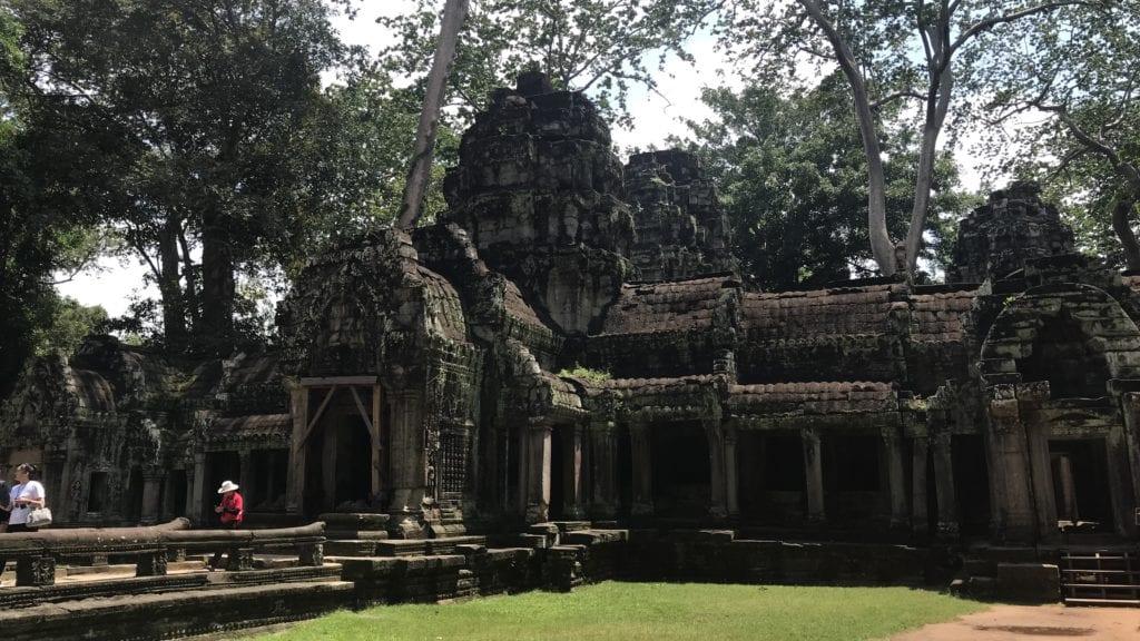 Angkro Wat Ta Prohm