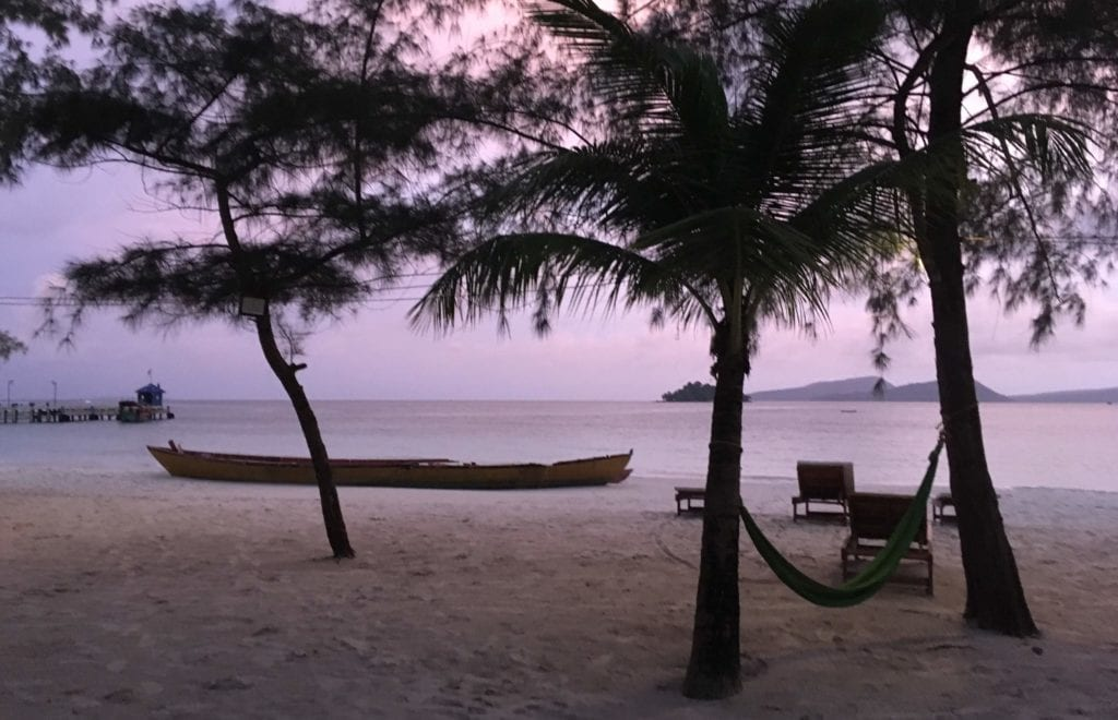 Koh Rong Beach 2