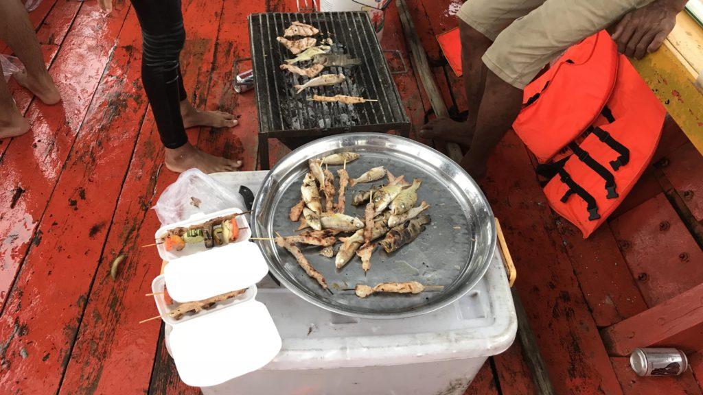 Koh Rong Schnorcheltour Fisch