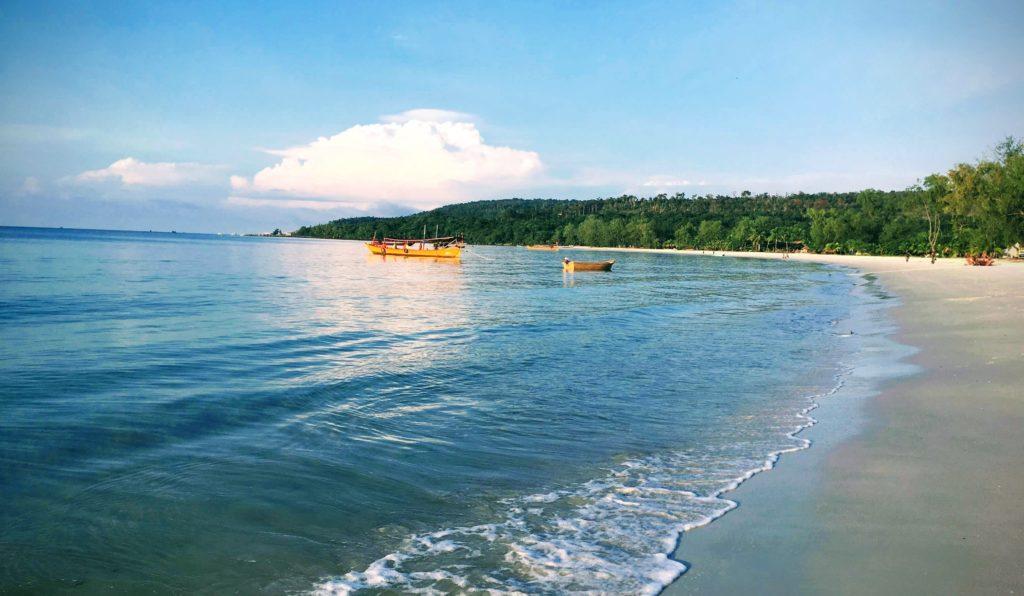 Koh Rong Strand 2