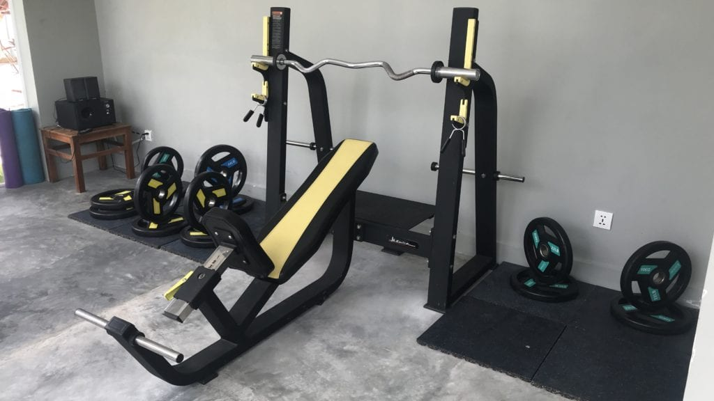 Long Set Resort Koh Rong Gym 1