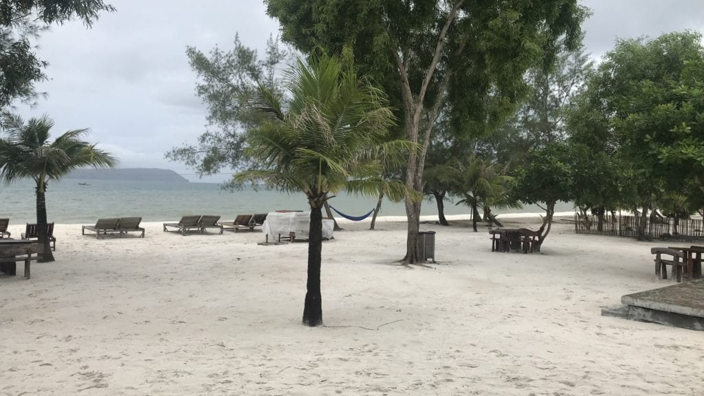Long Set Resort Koh Rong Strand