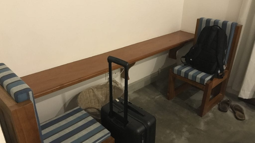 Long Set Resort Koh Rong Zimmer
