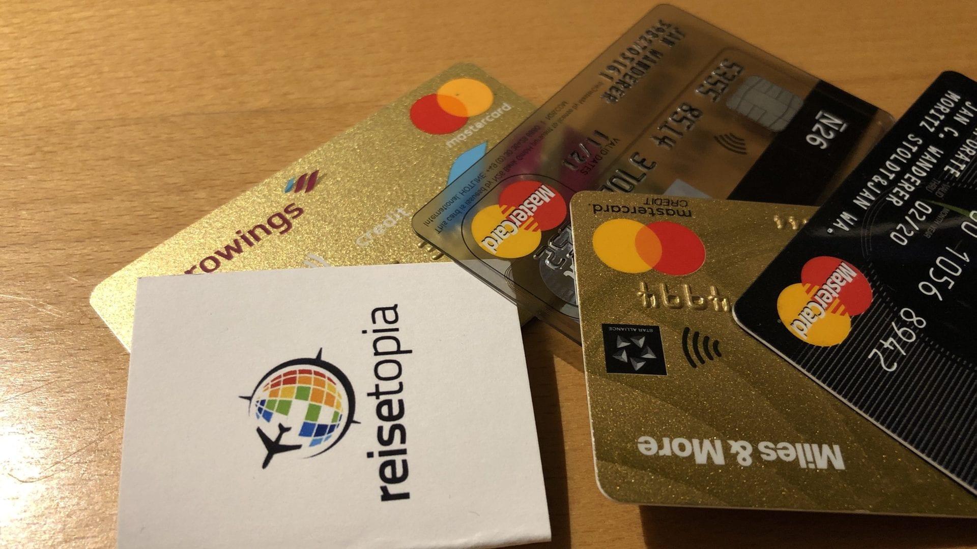 Mastercard Kreditkarten 3