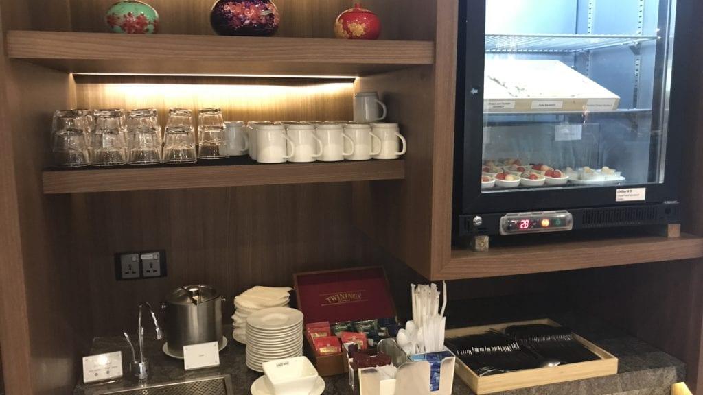 Plaza Premium Lounge Siem Reap Buffet 1