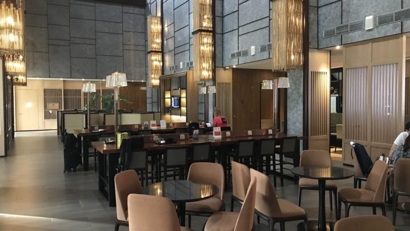 Plaza Premium Lounge Siem Reap Lounge Bereich