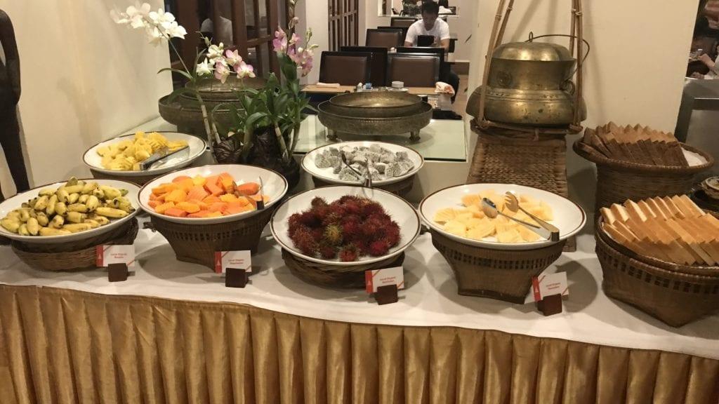 Royal Angkor Resort Frühstück 1