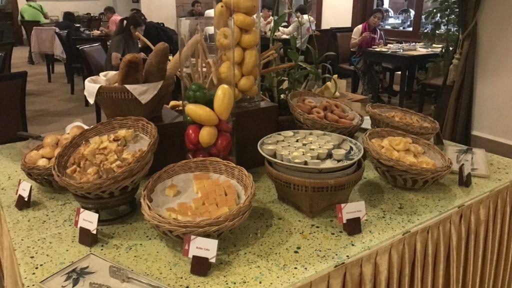 Royal Angkor Resort Frühstück 2