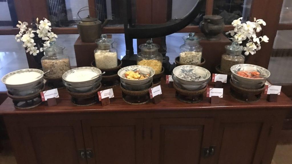 Royal Angkor Resort Frühstück 3