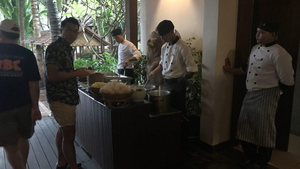Royal Angkor Resort Frühstück 5