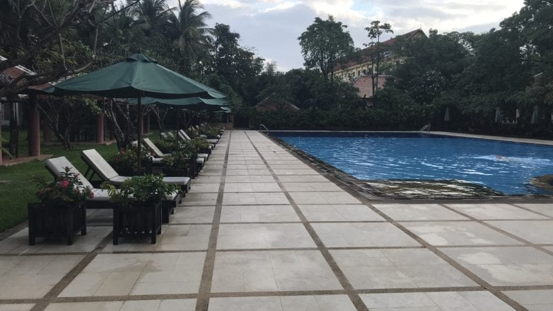 Royal Angkor Resort Pool 1