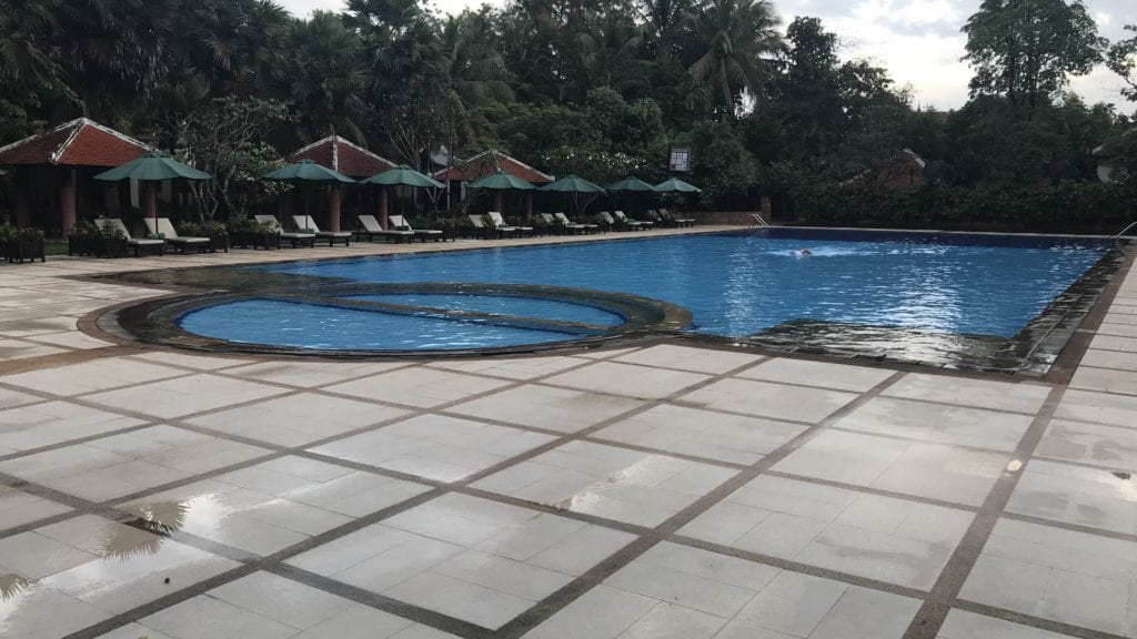 Royal Angkor Resort Pool 2