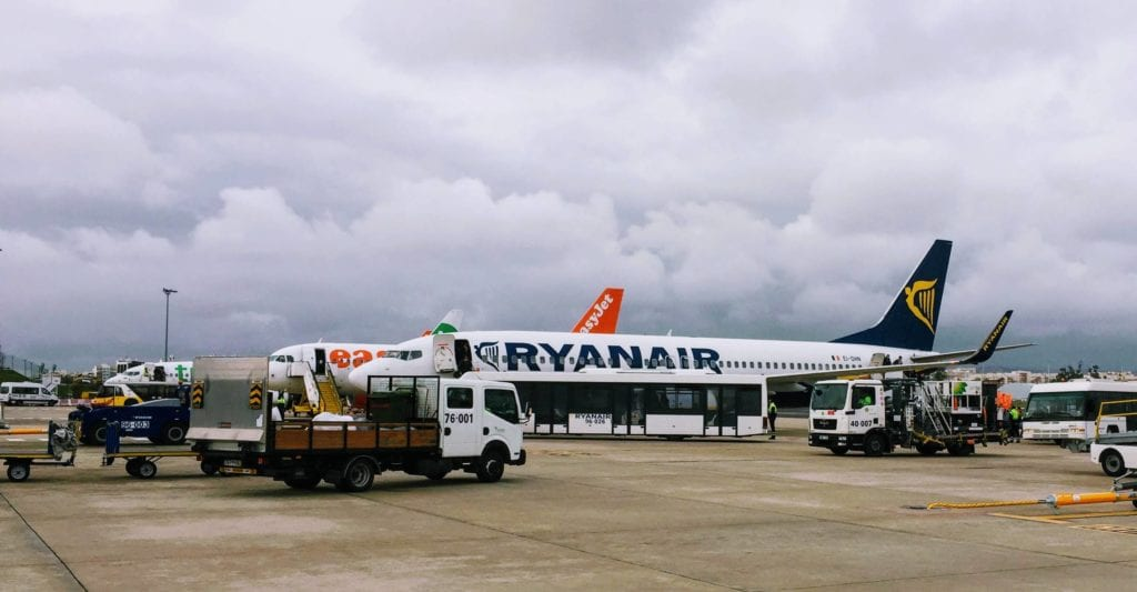 Ryanair Easyjet (1)