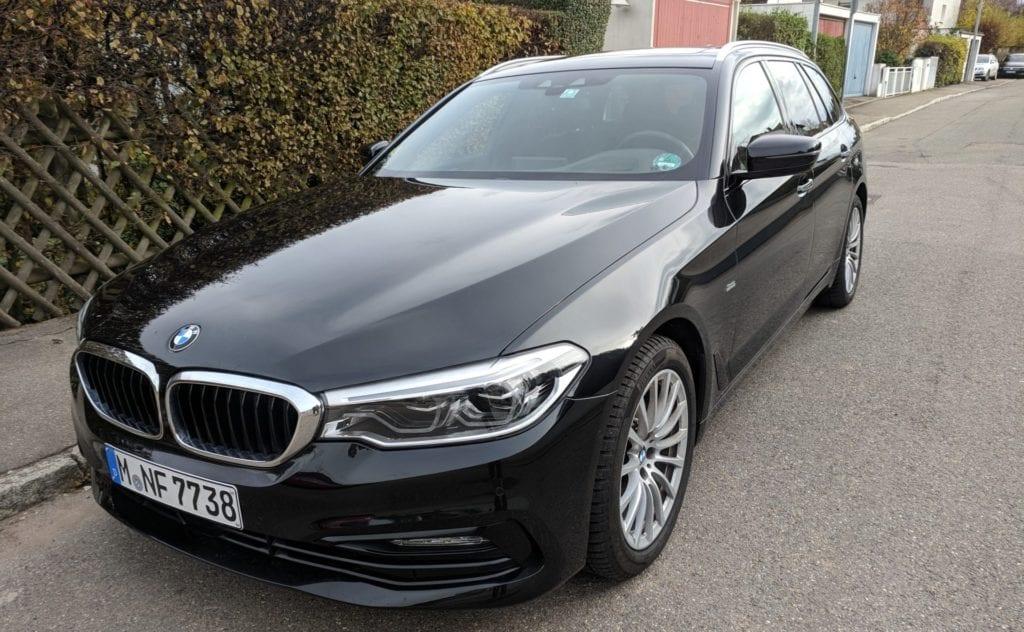 BMW Amex Kreditkarte BMW Fahrer