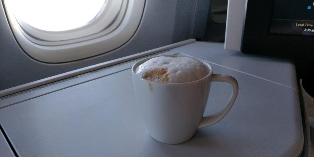 Air Canada Business Class Essen 3