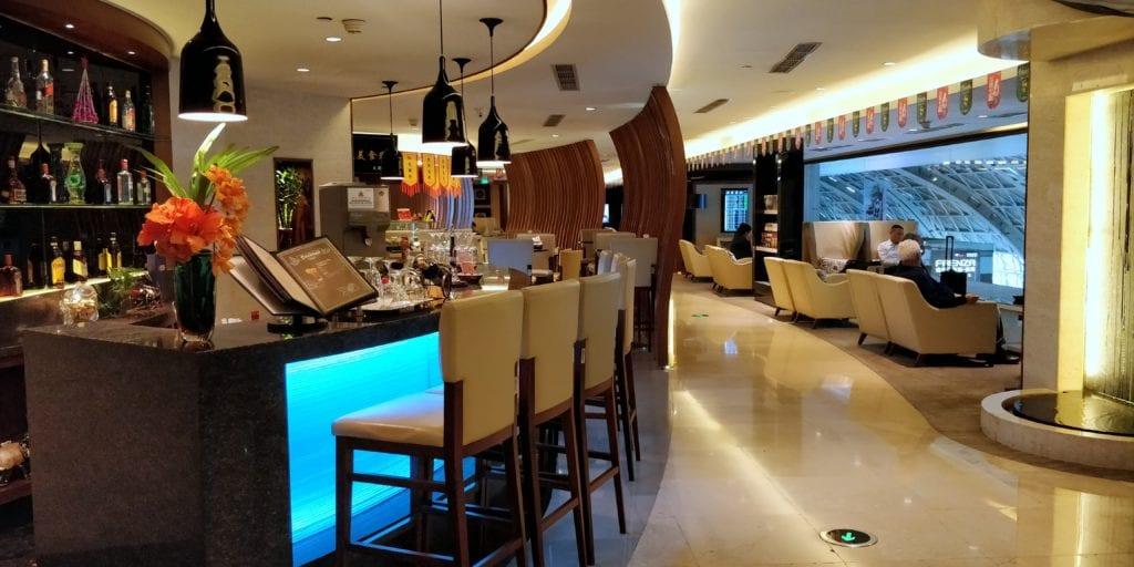 Air China Lounge Chengdu 4