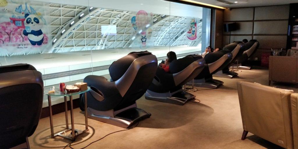 Air China Lounge Chengdu 5