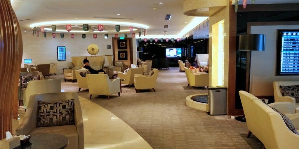 Air China Lounge Chengdu 6