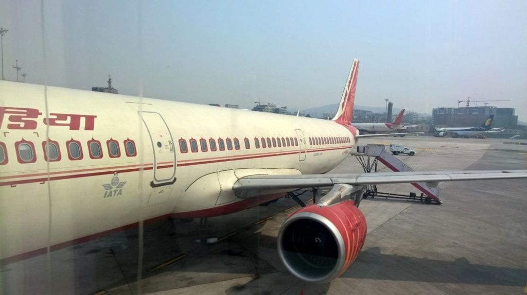 Air India Airbus A321