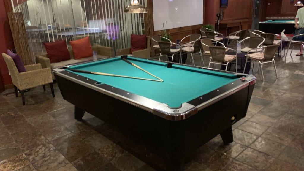 Berjaya Resort Langkawi Billiard