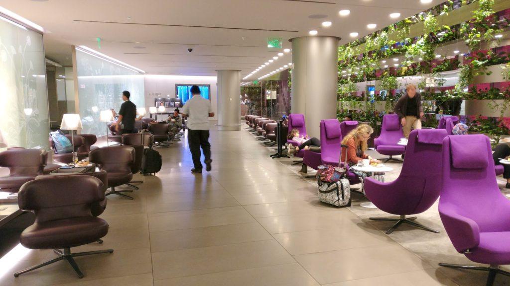 Business Class Lounge Doha 2