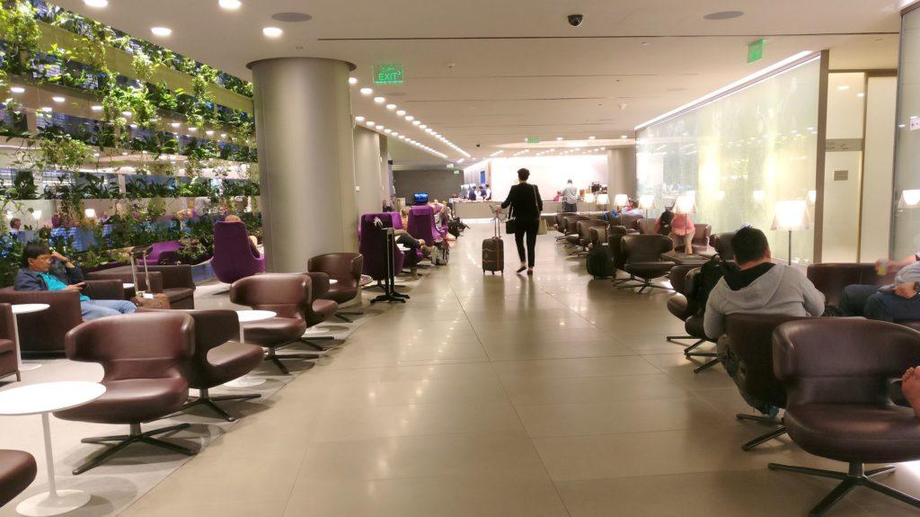 Business Class Lounge Doha 3