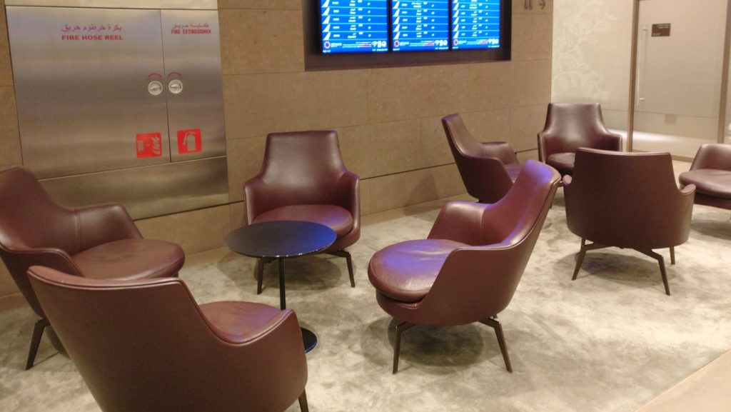 Business Class Lounge Doha 4
