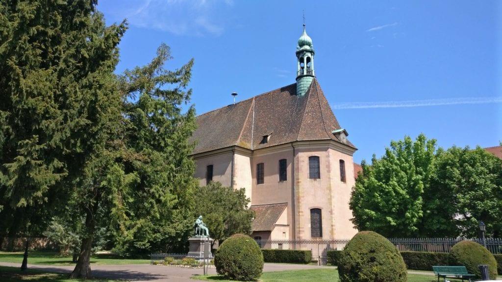 Chapelle Saint Pierre Colmar