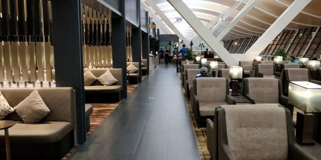 China Eastern Plaza Premium Lounge Shanghai Pudong