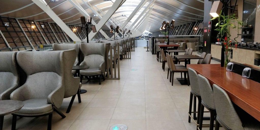 China Eastern Plaza Premium Lounge Shanghai Pudong 11