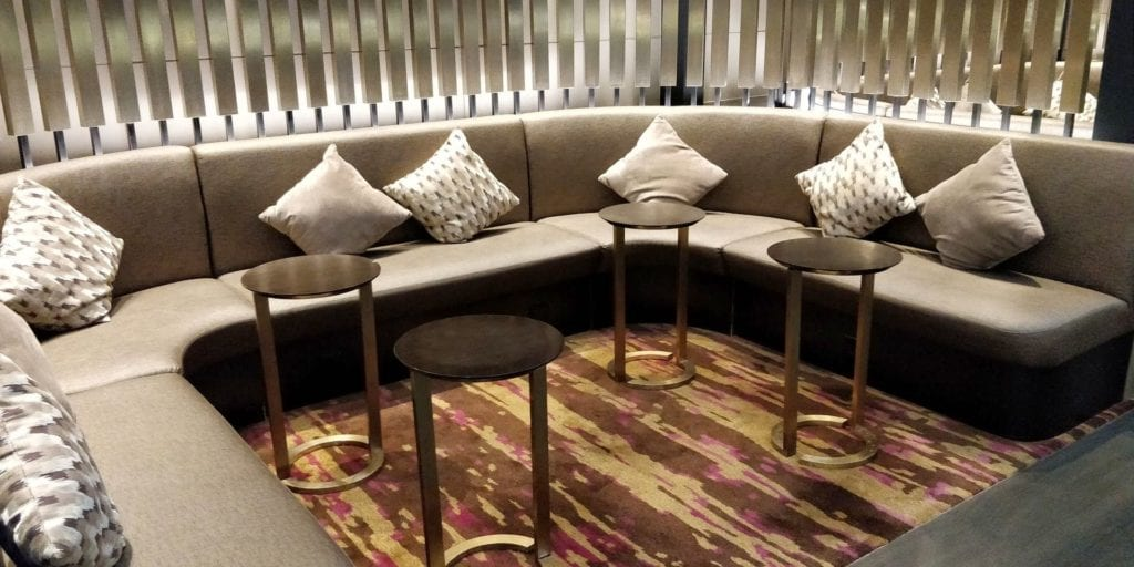 China Eastern Plaza Premium Lounge Shanghai Pudong 2