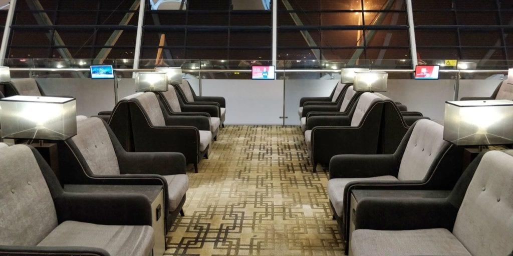 China Eastern Plaza Premium Lounge Shanghai Pudong 3