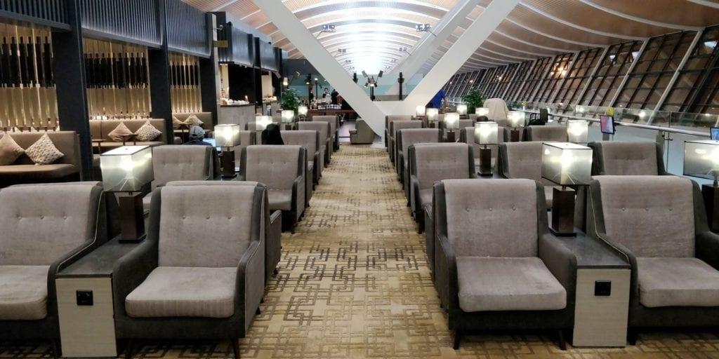 China Eastern Plaza Premium Lounge Shanghai Pudong 4