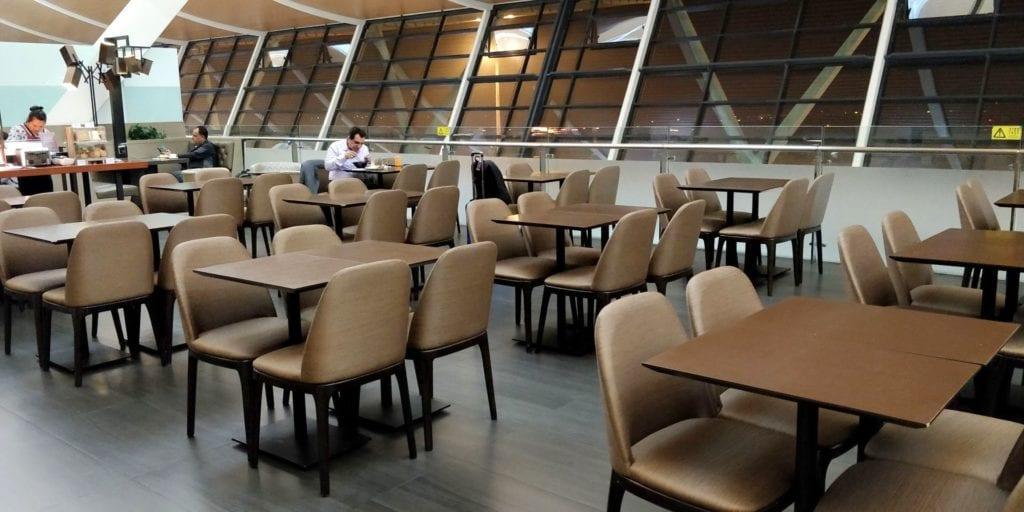 China Eastern Plaza Premium Lounge Shanghai Pudong 5