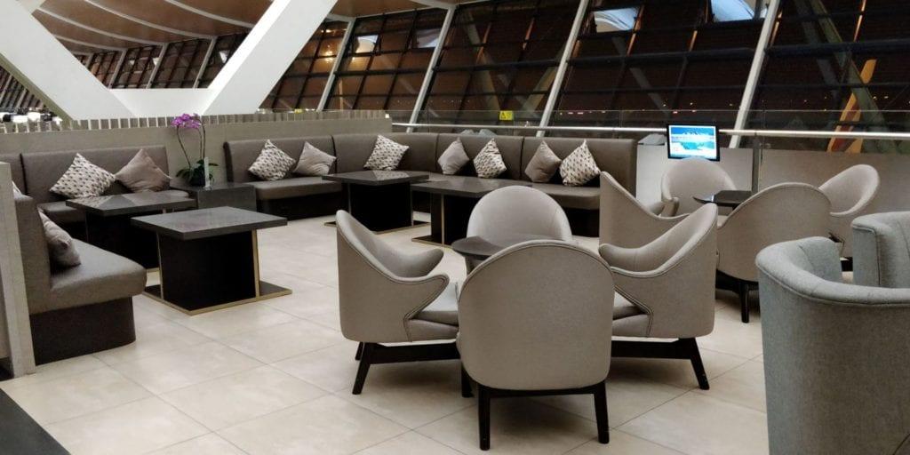 China Eastern Plaza Premium Lounge Shanghai Pudong 7