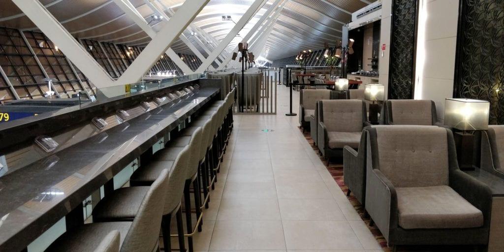 China Eastern Plaza Premium Lounge Shanghai Pudong 8