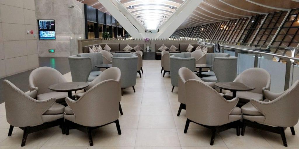 China Eastern Plaza Premium Lounge Shanghai Pudong 9