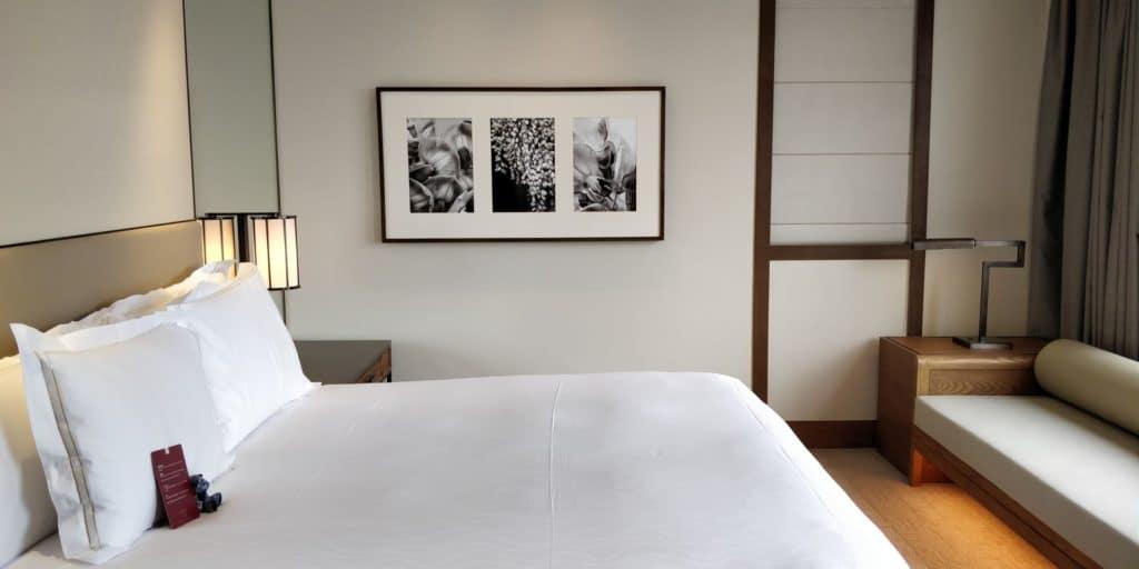 Conrad Singapur Executive Zimmer