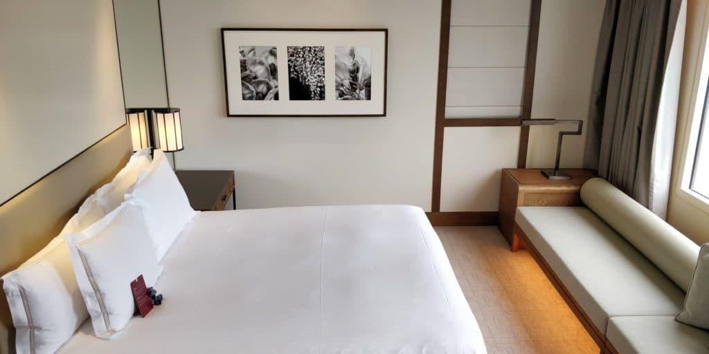 Conrad Singapur Executive Zimmer 7