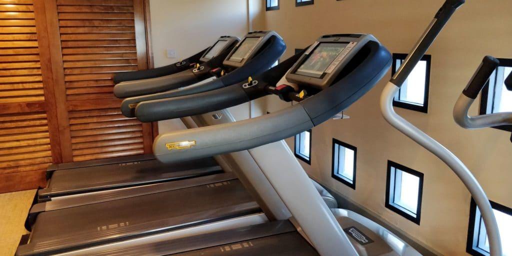Conrad Singapur Fitness 2