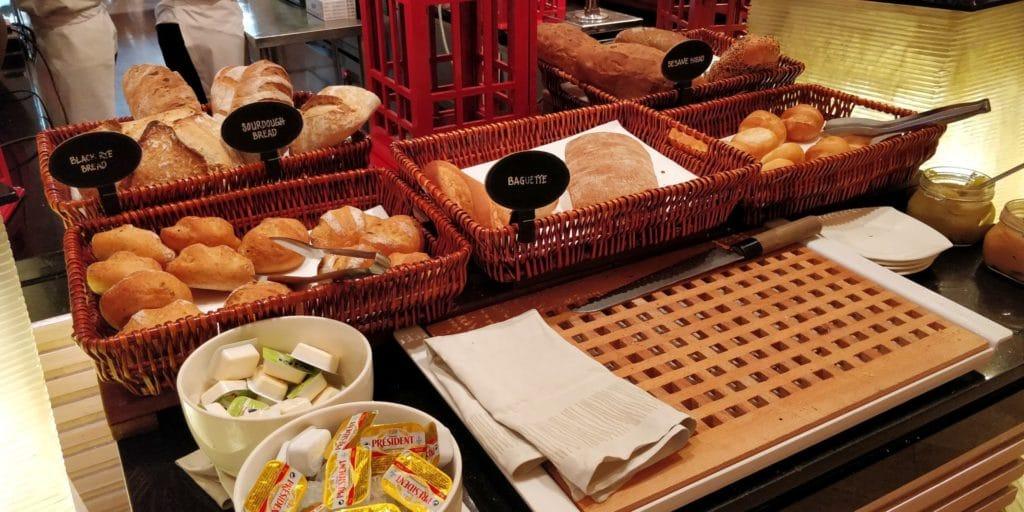 Conrad Singapur Frühstück 7