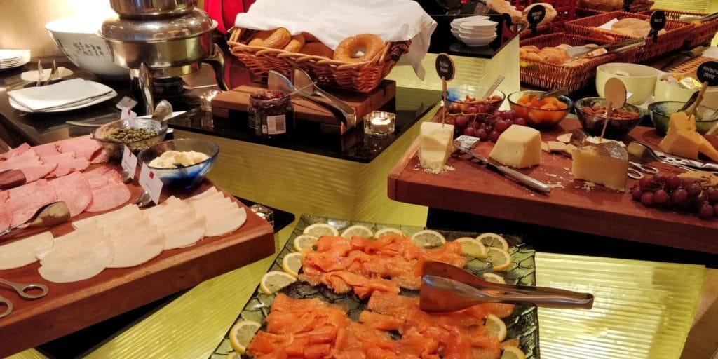 Conrad Singapur Frühstück 8