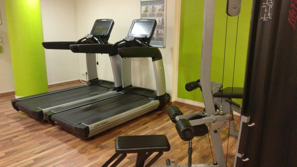 Crowne Plaza Hamburg City Center Gym 2