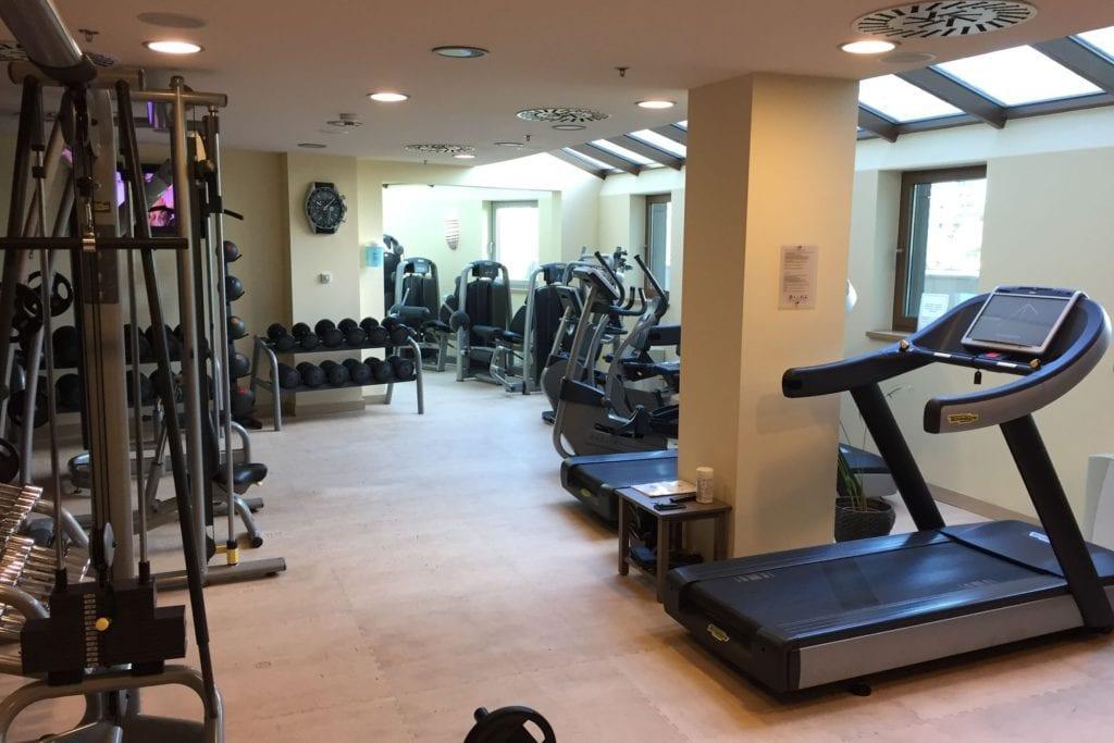 DoubleTree Bratislava Fitness