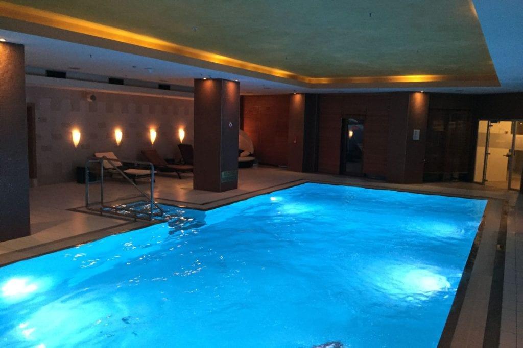 DoubleTree Bratislava Pool