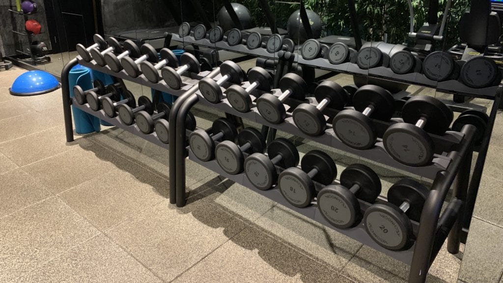 DoubleTree Istanbul Piyalepasa Fitness 2