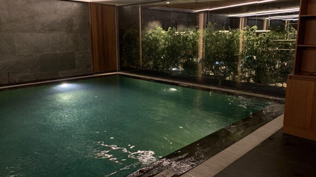 DoubleTree Istanbul Piyalepasa Pool