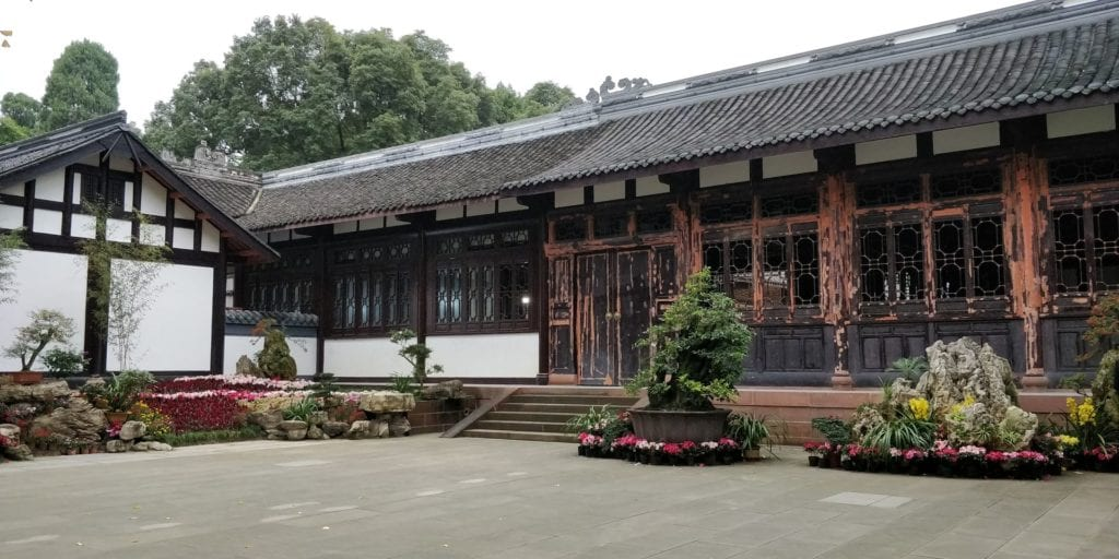 Du Fu Thatched Cottage Chengdu